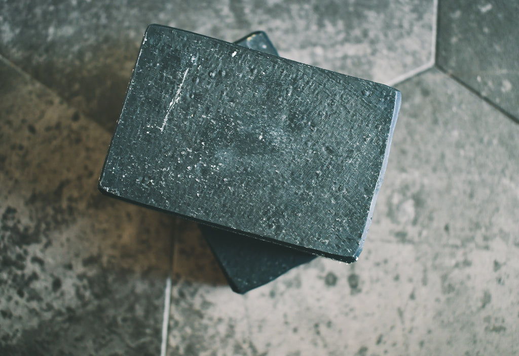 The Charcoal Bar - Unscented Soap