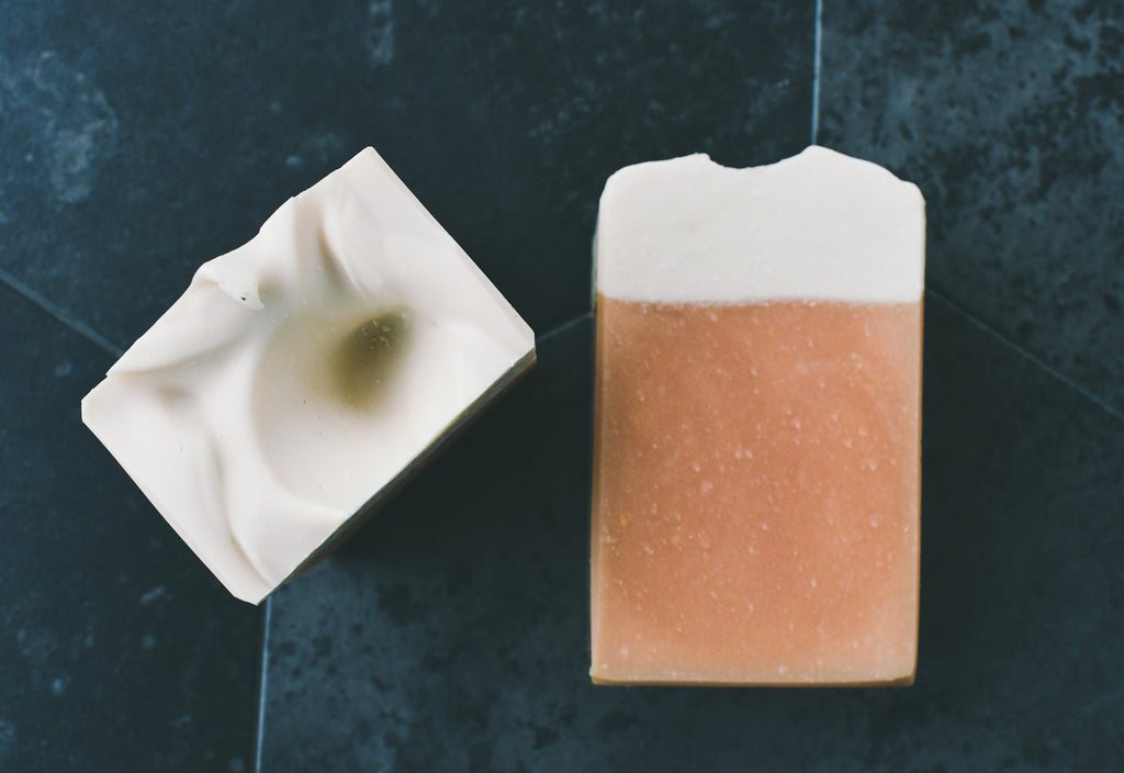 Vanilla Pumpkin -Olive Oil Soap