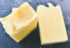Meyer Lemon -Olive Oil Soap
