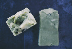 Spiced Pear-Olive Oil Soap