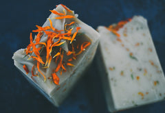 Pumpkin Clove -Olive Oil Soap