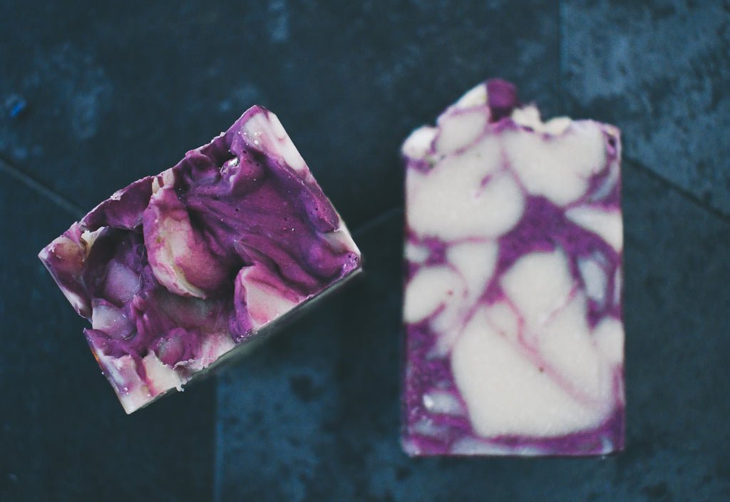 Cranberry Jam-Olive Oil Soap