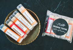 Autumn Lip Balm Set (5)