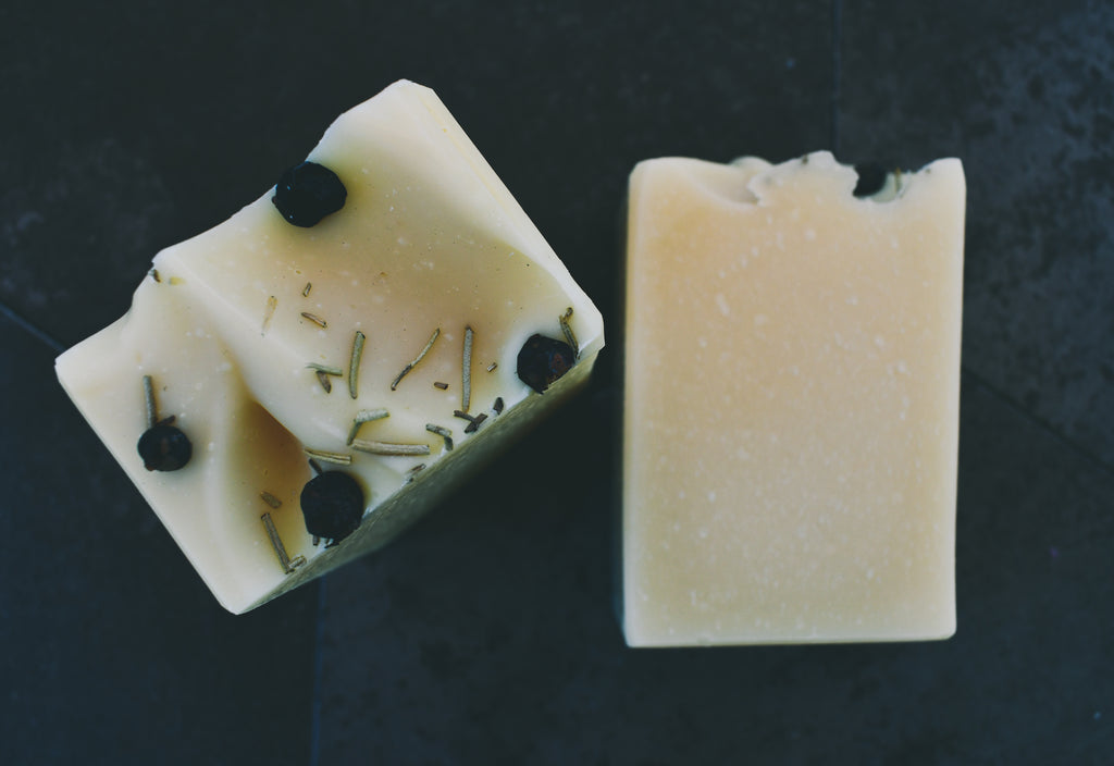 Citrus & Juniper -Olive Oil Soap