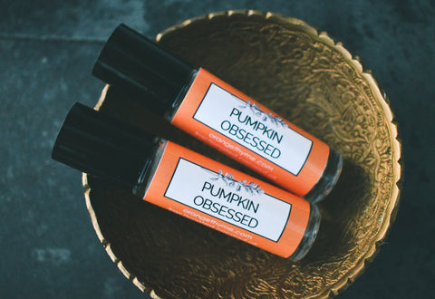 Pumpkin Obsessed  - Perfume Oil