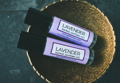 Lavender  - Herbal Perfume Oil