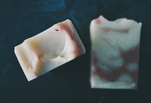 Grapefruit + Thyme -Olive Oil Soap