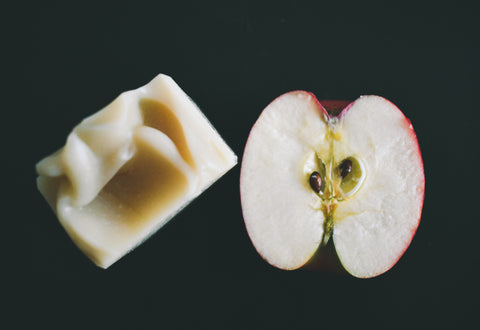 Apple Cider -Olive Oil Soap