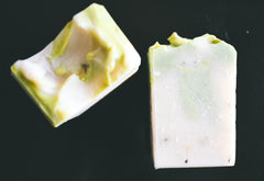 Rosemary + Vanilla Mint -Olive Oil Soap