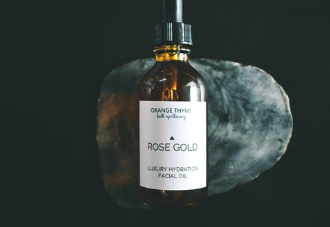 Antioxidant Luxury Facial Oil