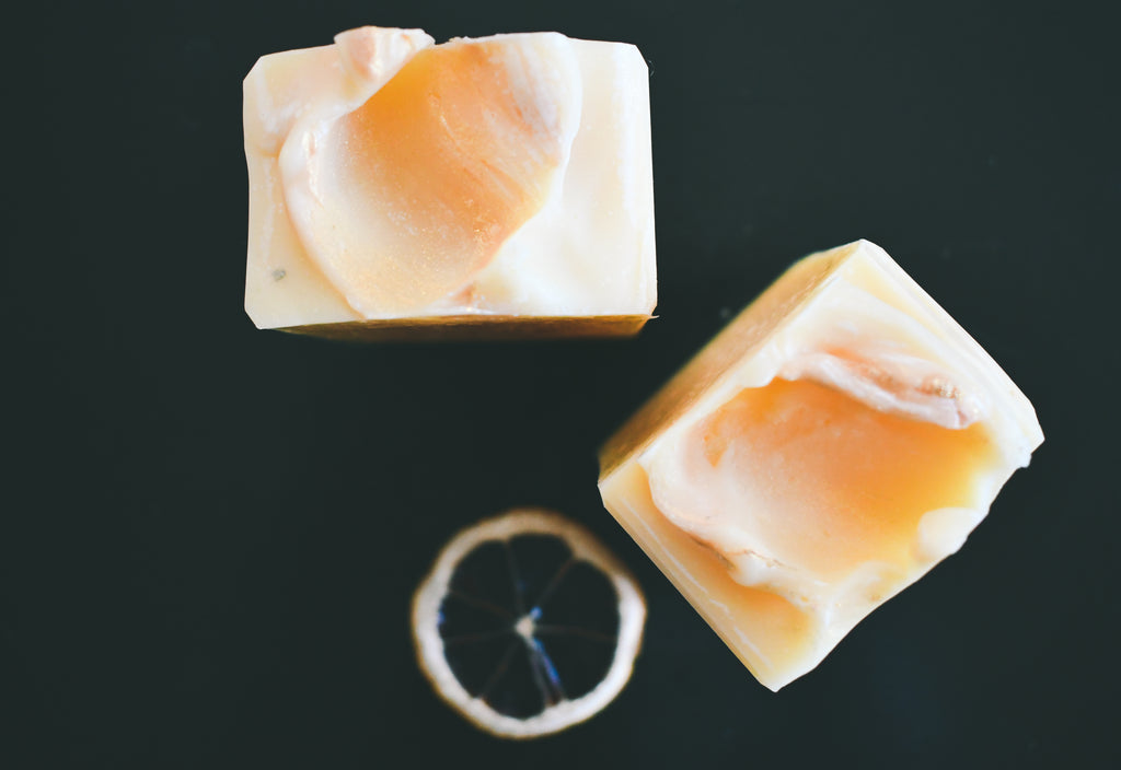 Mimosa -Olive Oil Soap