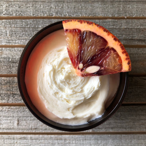 Body Butter - Blood Orange