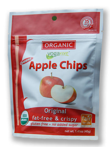 Apple Chips - Original <br> $4.49 per bag <br> (Only sold in 6 pk)