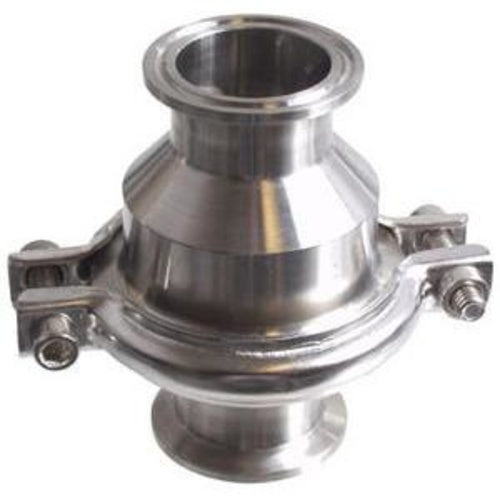 Stainless - 2 in. T.C. Check Valve (1 PSI)