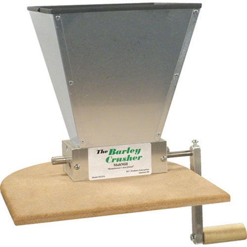 The Barley Crusher Grain and Malt Mill