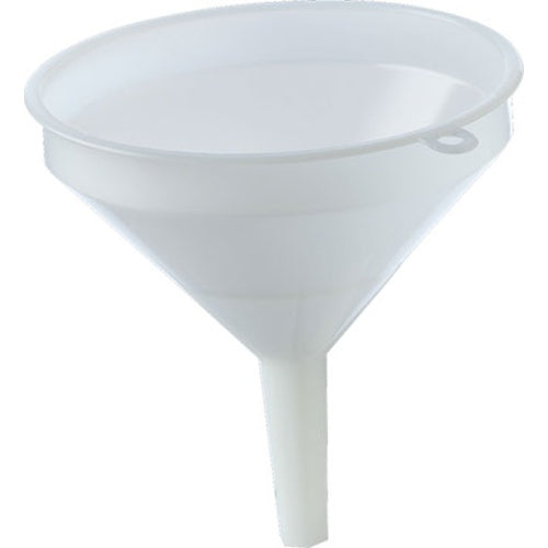 Food Grade White Plastic Funnel