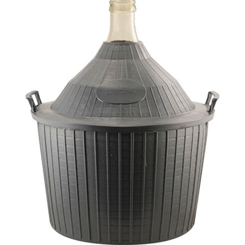 Glass Demijohn - 14 gal. (Narrow Mouth)
