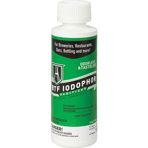 BTF Iodophor Sanitizer