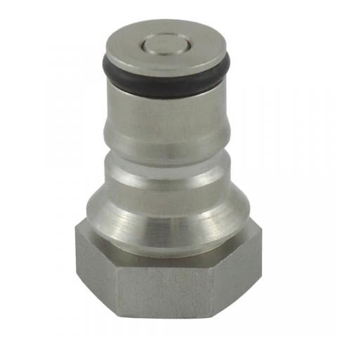 Beverage Out Ball Lock Tank Plug (A.E.B)