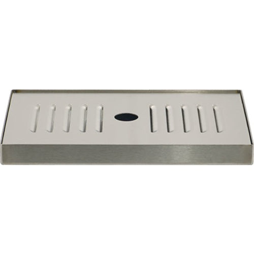 Drip Tray - 8-1/4 in. Counter Top (Stainless)