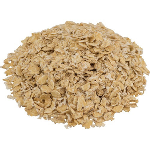 Pre-gelatinized Raw Flaked Oats
