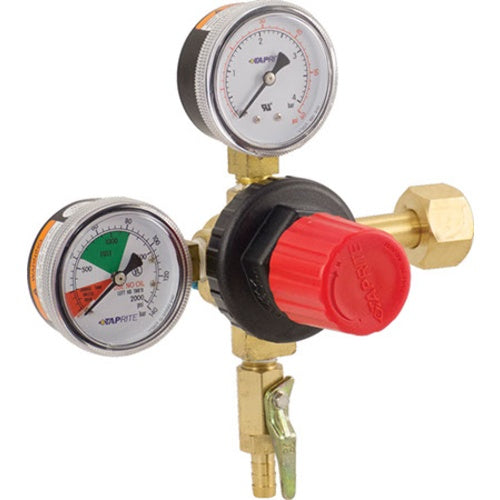 CO2 Regulator (Taprite) - Dual Gauge (3619890593872)