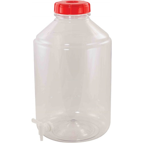 6 Gallon Fermonster PET Plastic Carboy Fermenter with Spigot