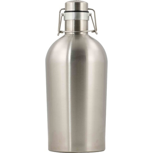 The Ultimate Growler (Stainless Steel) - 64 oz. (3605907767376)