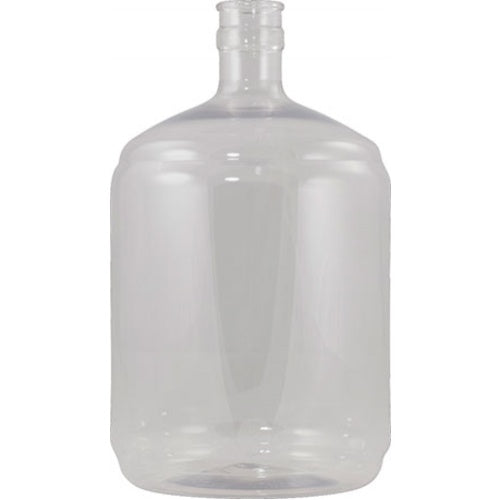 Plastic PET Carboy - 6 gal. (With Spigot)