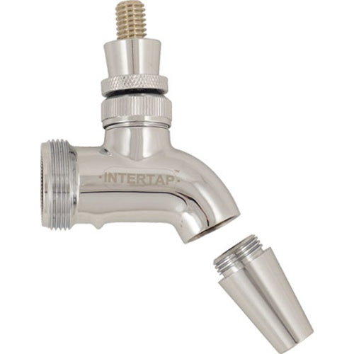 Intertap Beer Faucet - Chrome Plated (3605908291664)