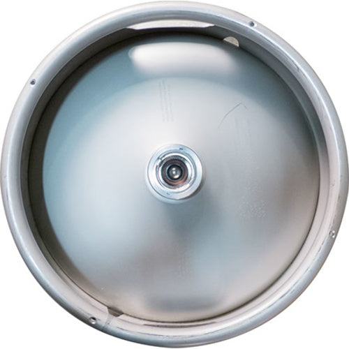15.5 Gallon - 1/2 BBL Full Size Standard US Stainless Steel Sanke Keg