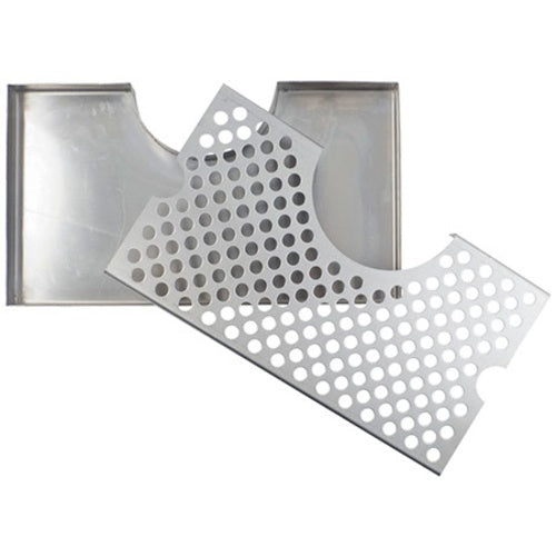 12 inch Wrap Around Drip Tray - KL01427