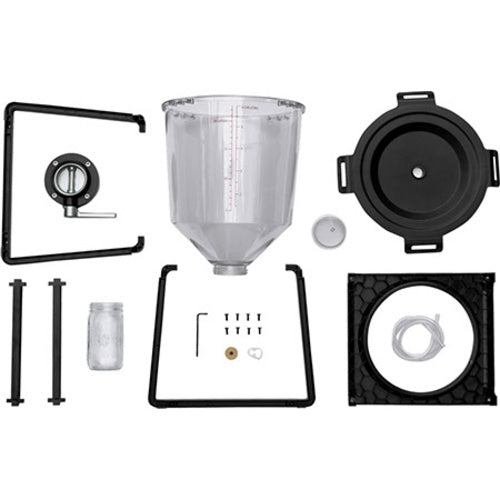 Catalyst Fermentation System, Craft a Brew, 6.5 gal Conical Fermenter for Beer Home Brewing and Wine Making