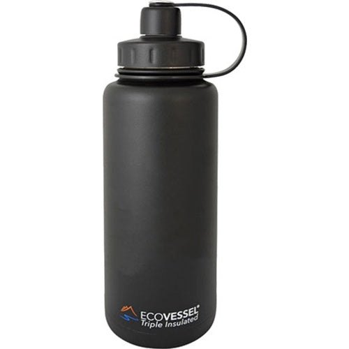 Triple Insulated EcoVessel Boulder Growler - 32 oz.