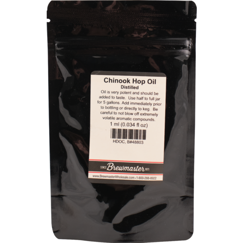 Distilled Hop Oil - Chinook 1 mL