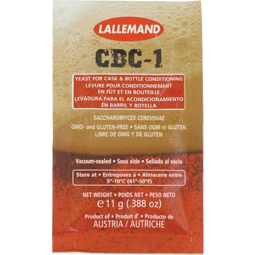 Lallemand Dry Yeast - CBC-1 (11 g)