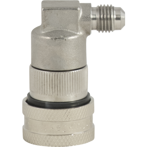 Stainless Steel Beverage Out Ball Lock Quick Disconnect Flare Fitting - KL03018
