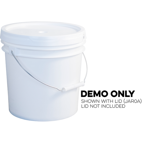 2 Gallon Small Batch Homebrew Bucket Fermenter with Handle