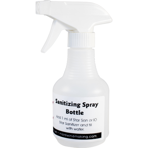 Sanitizing Spray Bottle