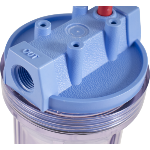 Water Filter Canister Housing - 10 in.