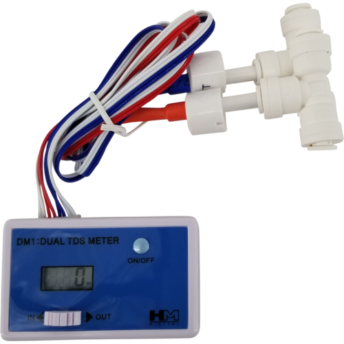 Inline TDS Monitor for BrewRO System