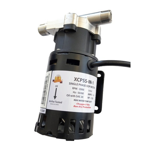 X-Dry Series Chugger Pump - Stainless Steel