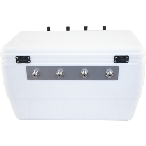 KOMOS™ Marine Ultra Cooler Draft Box (4 Tap) (3605907144784)
