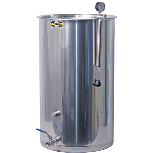 290 Liter / 77 Gallon Variable Volume Stainless Steel Wine Tank