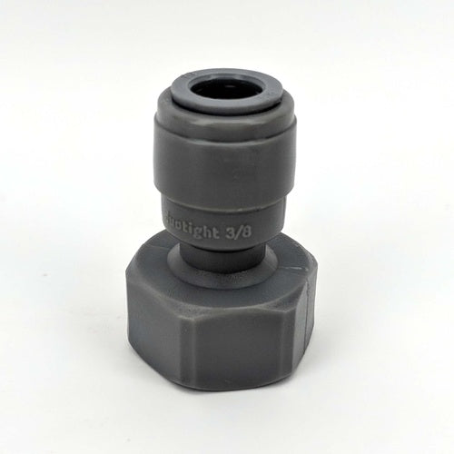 Duotight Push-In Fitting - 9.5 mm (3/8 in.) x 5/8 in. FPT - KL06910