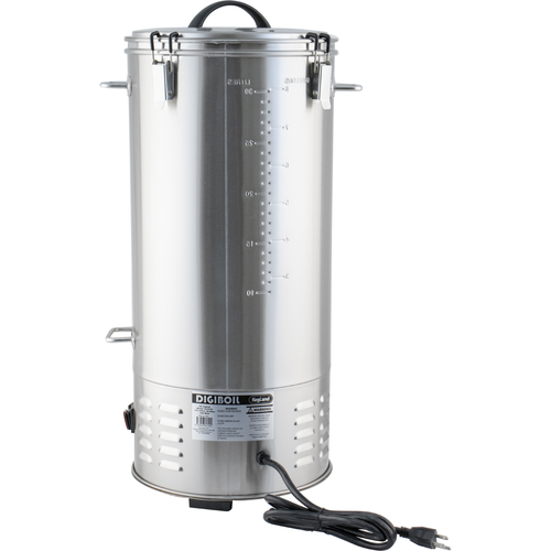 9.25 Gallon / 35L DigiBoil Electric Brewing Kettle (110V) - KL07252