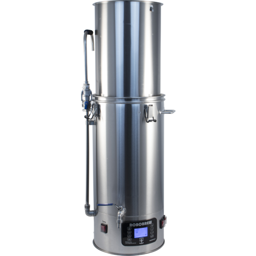 Robobrew / BrewZilla V3.1.1 All Grain Brewing System With Pump - 35L/9.25G (220V) - KL05821