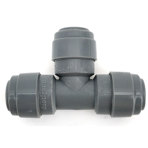 Duotight Push-In Fitting - 8 mm (5/16 in.) Tee - KL02387
