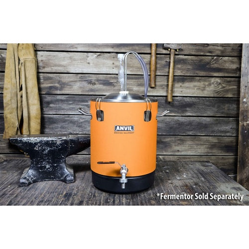Anvil Cooling System for Bucket Fermenter