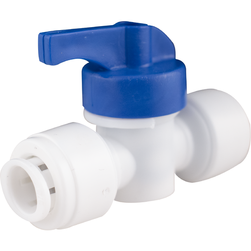 Duotight Push-In Fitting - 9.5 mm (3/8 in.) Ball Valve - KL07474